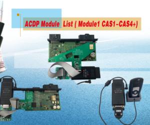Yanhua mini acdp master module 1