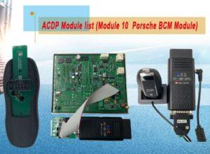Yanhua mini acdp module 10