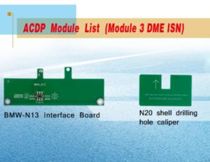 Yanhua mini acdp key programmer module 3