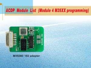 Yanhua mini acdp module 4