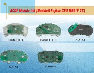 Yanhua mini acdp module 5