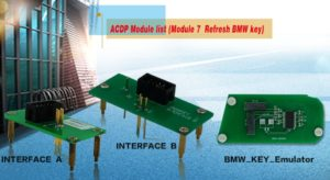 Yanhua mini acdp module 7