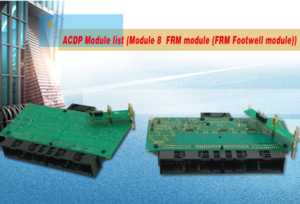 Yanhua mini acdp module 8