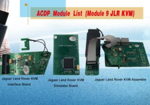 Yanhua mini acdp module 9