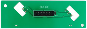 KIA K3 Interface 300x101
