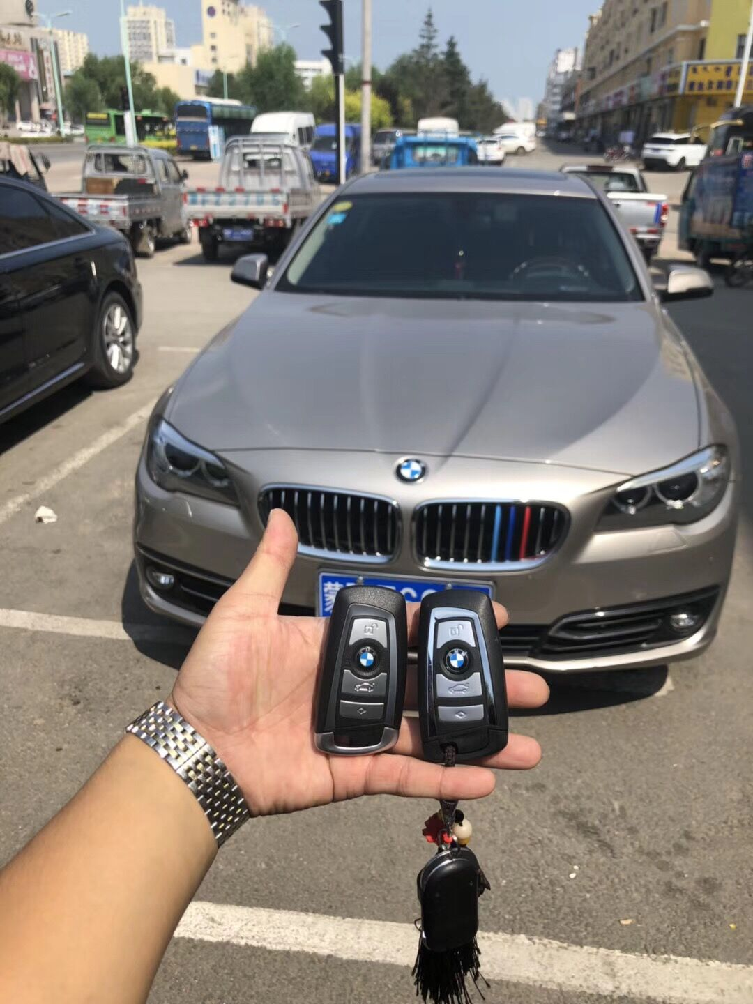yanhua mini acdp bmw 5 series cas4 1