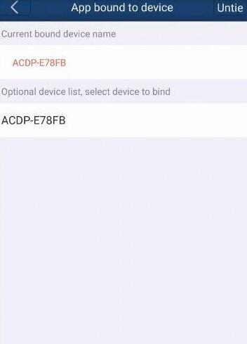 yanhua mini acdp connection on android ios via hotspot 10