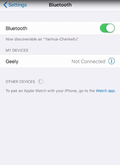 yanhua mini acdp connection on android ios via hotspot 12