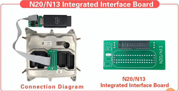 yanhua mini acdp n20 n13 engine integrated interface board 1