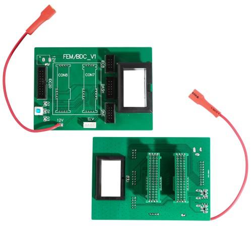 yanhua mini acdp fem bdc bench integrated interface board 1