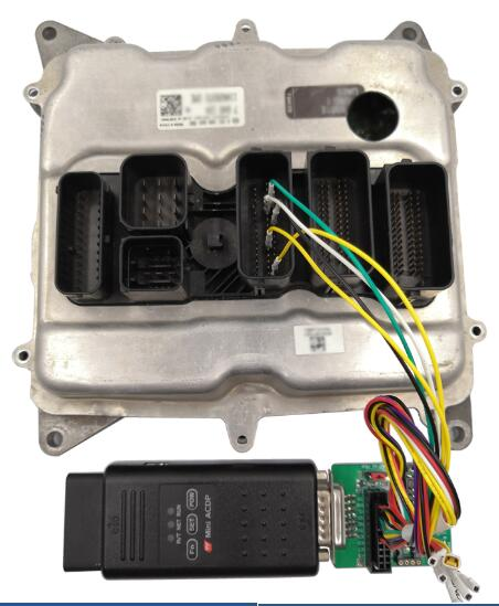 yanhua mini acdp with module 3 read write bmw n20 n13 isn 5