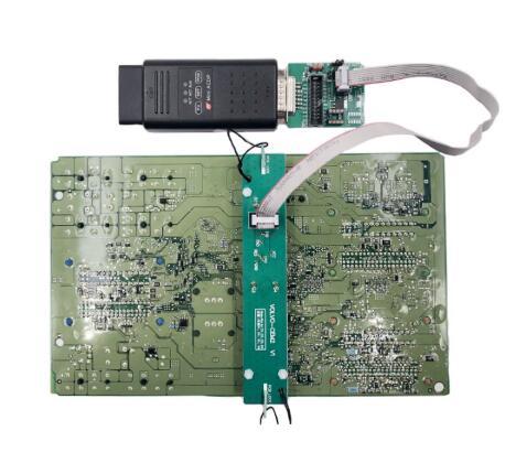 yanhua mini acdp volvo module12 kvm cem 21