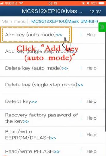 mini acdp add key porsche macan 2017 19