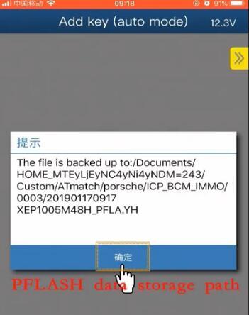 mini acdp add key porsche macan 2017 22
