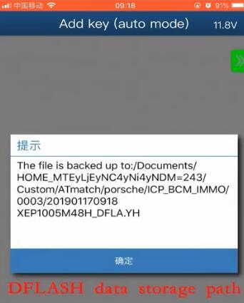 mini acdp add key porsche macan 2017 24