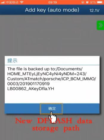 mini acdp add key porsche macan 2017 29