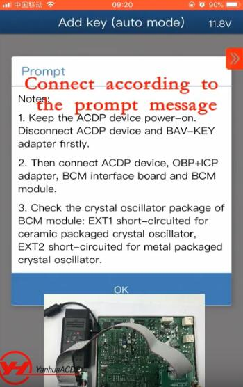 mini acdp add key porsche macan 2017 30