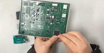 mini acdp add key porsche macan 2017 7