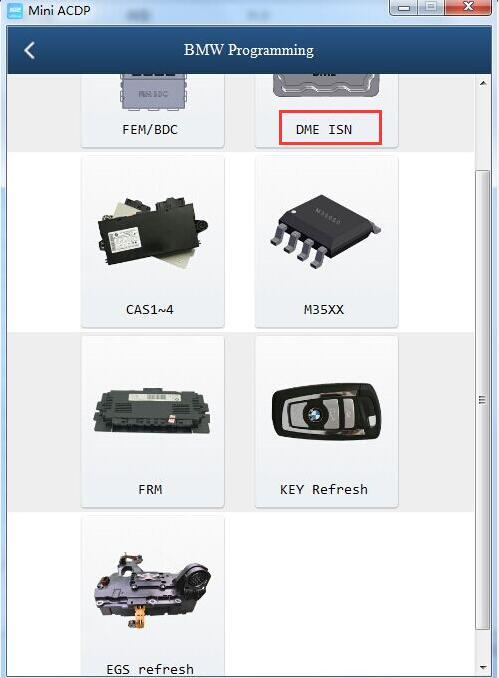 mini acdp read msv80 isn error solution 4