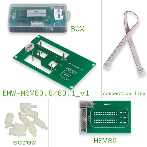 mini acdp read msv80 isn error solution 7