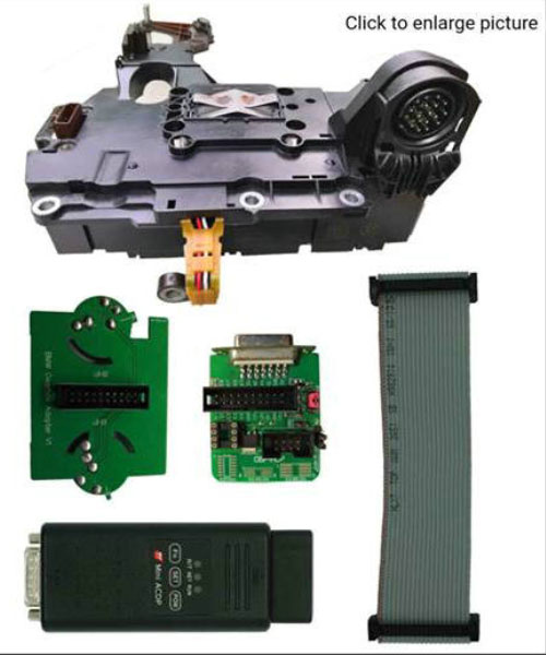 mini acdp gearbox modules 4