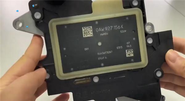 mini acdp clone gearbox audi vl381 0aw 1
